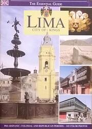 Lima, City of Kings de Jose Miguel Helfer…