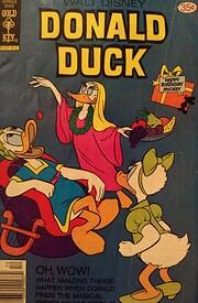Walt Disney - Donald Duck by Gold Key Comics