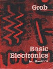Basic Electronics por Bernard Grob