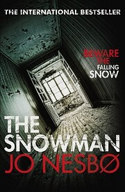 The Snowman: A Harry Hole thriller –…