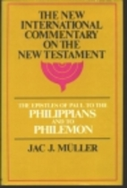 The Epistle of Paul to the Philippians: The…