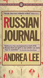 Russian journal de Andrea Lee