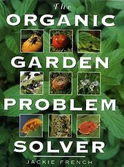 Organic Garden Problem Solver por Jackie…