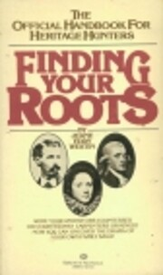 Finding Your Roots: The Official Handbook…