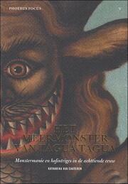Het meermonster van Tagua Tagua monstermanie…
