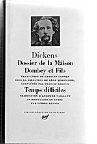 Dombey and Son/Hard Times by Charles Dickens