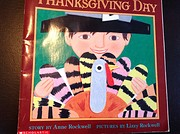 Thanksgiving Day por Anne F Rockwell