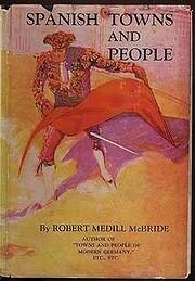 Spanish towns and people av Robert Medill…