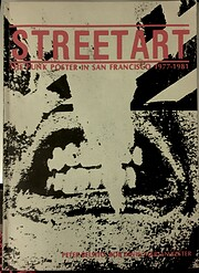 STREET ART THE PUNK POSTER IN SAN FRANCISCO…