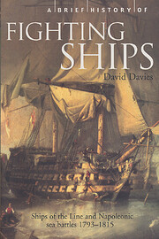 A Brief History of Fighting Ships af David…