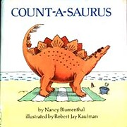 Count-a-Saurus af Nancy Blumenthal