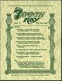 The Seventh Ray, Book III, The Green Ray - Carroll 'Poke' Runyon