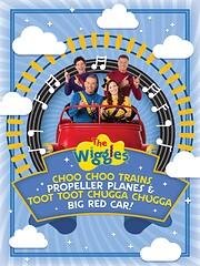 The Wiggles : Choo Choo Trains , propeller…