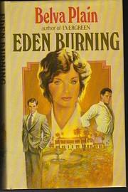 Eden Burning de Belva Plain