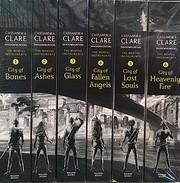 The Mortal Instruments, the Complete…