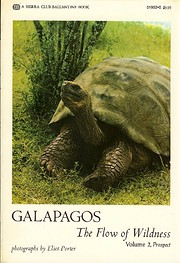 GALAPAGOS: The Flow of Wildness. Volume 2…