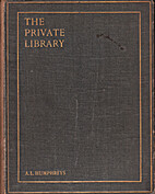 The private library : what we do know, what…