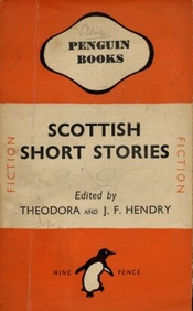 Scottish Short Stories cover
