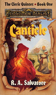 Canticle: The Cleric Quintet, Book I av R.A.…