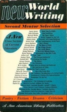 New World Writing: Second Mentor Selection…