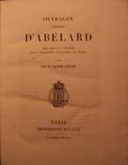 Ouvrages inedits dAbelard by Peter Abelard