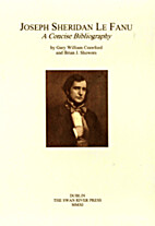 Joseph Sheridan Le Fanu. A Concise…