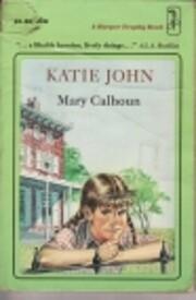Katie John par Mary Calhoun