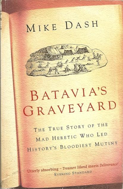 Batavia's Graveyard cover