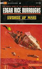 Swords of Mars by Edgar Rice Burroughs