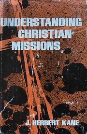Understanding Christian missions av J.…