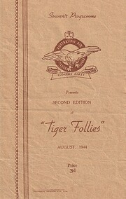 Tiger follies – tekijä: RAAF