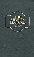 The Merck Manual 13th Edition by Robert…