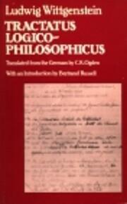 Tractatus Logico-Philosophicus (Routledge…