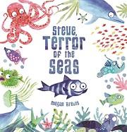 Steve, Terror of the Seas av Megan Brewis