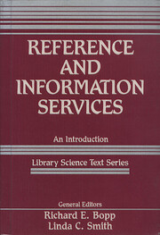 Reference and information services : an…
