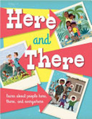 Here and There – tekijä: Susie Rae