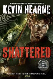 Shattered: The Iron Druid Chronicles, Book…