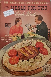 Meals for Two Cookbook (Culinary Art…