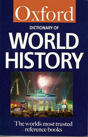 Oxford Dictionary of World History door…