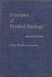 Principles of Physical Geology de Arthur…