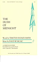 The hush of midnight by Timothy Dudley-Smith