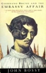 Giordano Bruno and the embassy affair por…