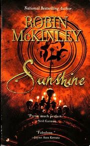 Sunshine de Robin McKinley