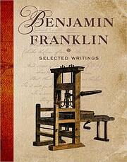 Selected Writings af Benjamin Franklin