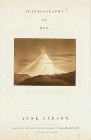 Autobiography of Red – tekijä: Anne…