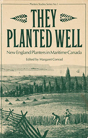 They planted well: New England planters in…