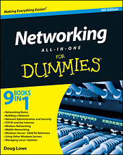 Networking All-in-One For Dummies de Doug…