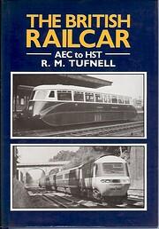 British Railcar, A.E.C.to H.S.T. af R.M.…