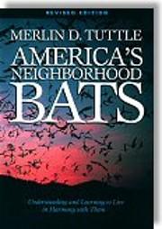 America's Neighborhood Bats: Understanding…