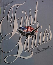 First Ladies: A First Book – tekijä:…